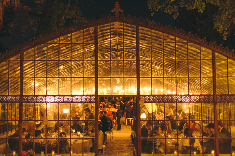 wedding greenhouse malaga, hacienda nadales