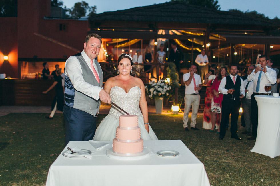 fotos de boda en el asador cancha 2 sotogrande