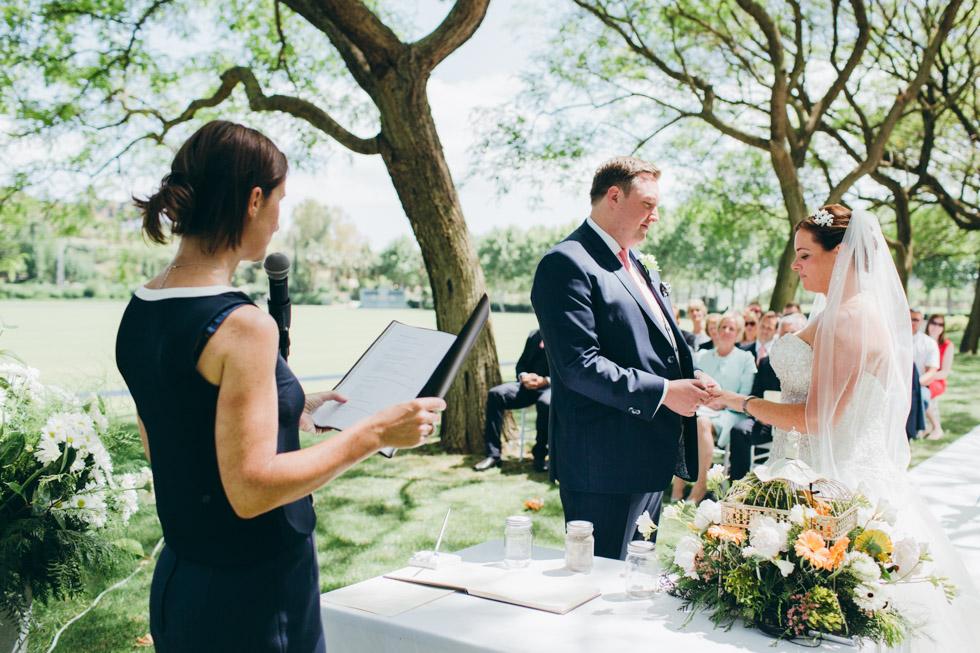 boda en Cancha 2 Sotogrande