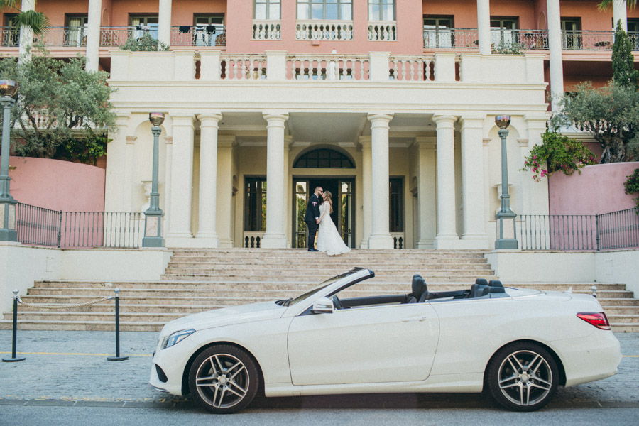 video wedding villa padierna