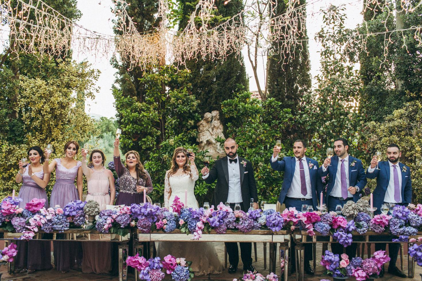 boda Hotel Villa Padierna Palace-114