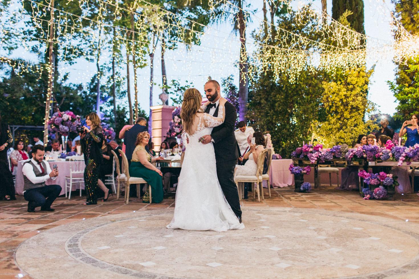 boda en el Hotel Villa Padierna Palace Marbella