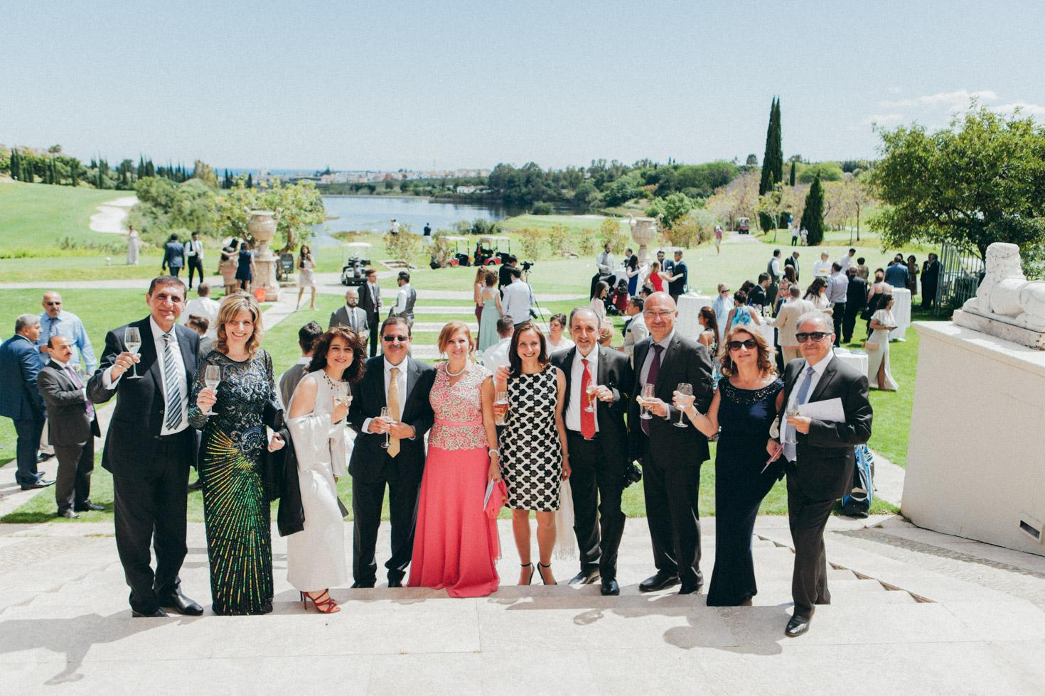 boda Hotel Villa Padierna Palace-49