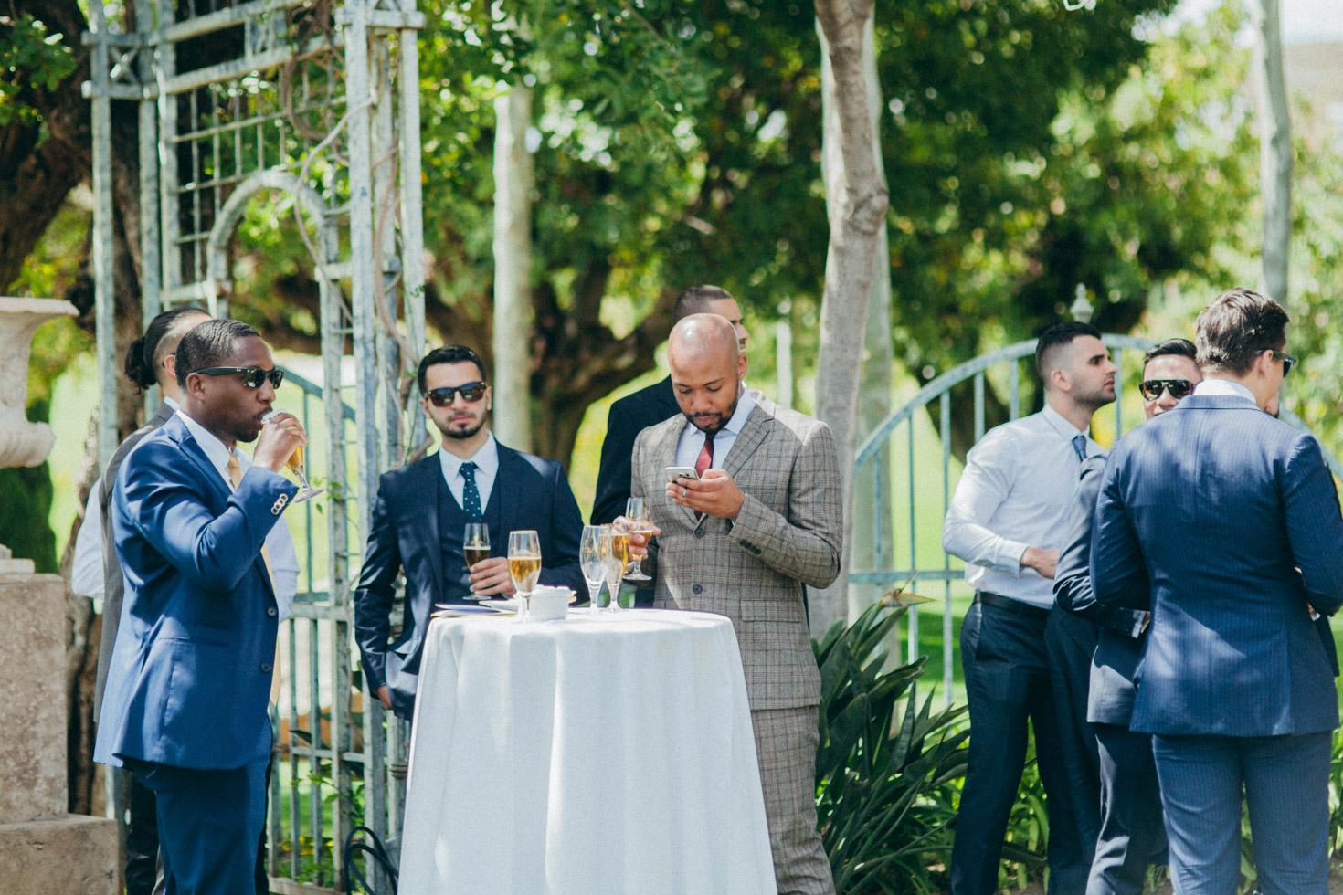 boda Hotel Villa Padierna Palace-53