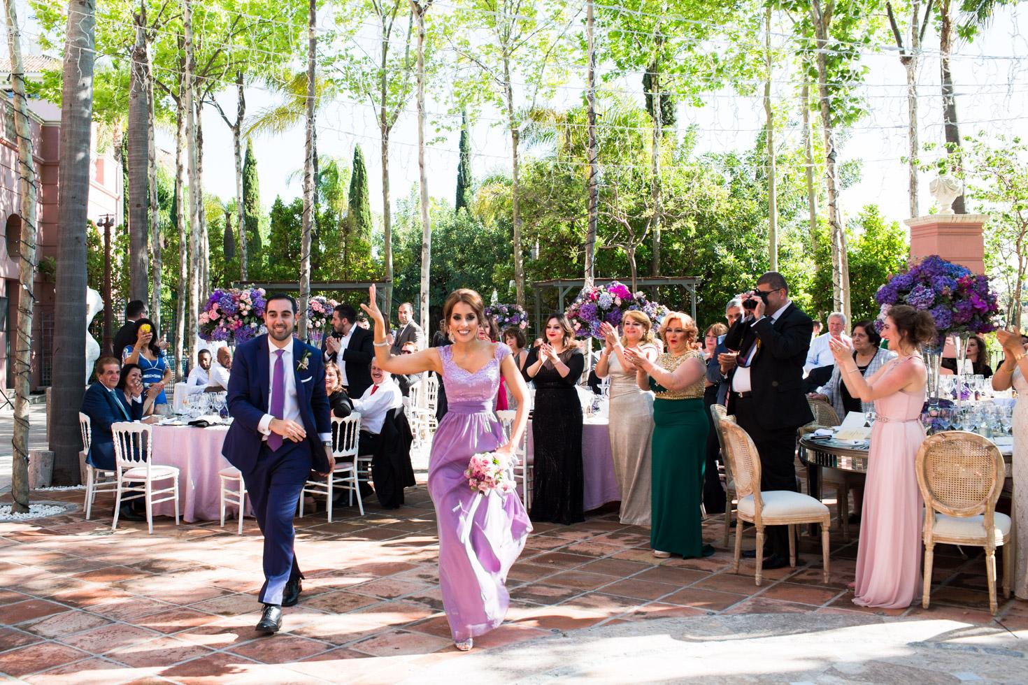 boda Hotel Villa Padierna Palace-70
