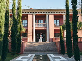 boda Villa Pdierna Palace Hotel