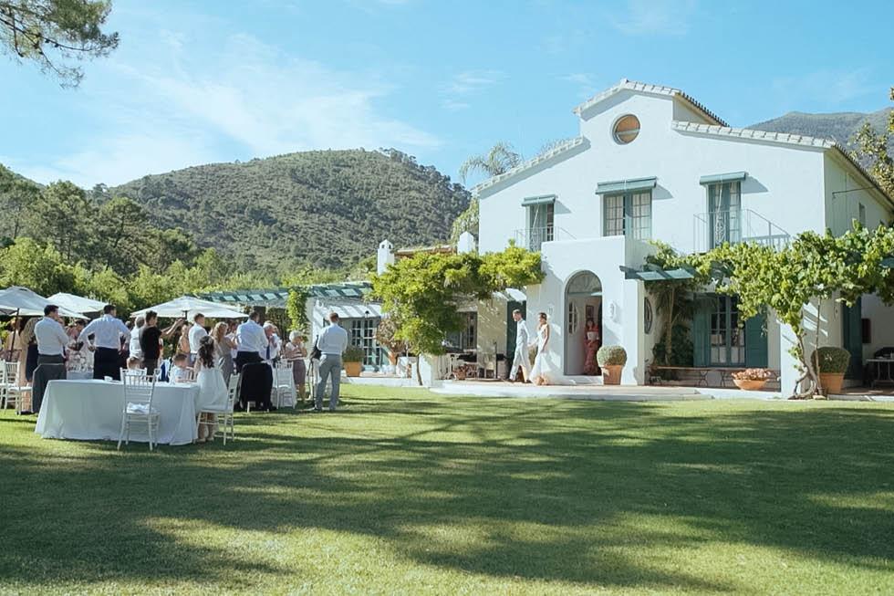 wedding Casa del Rio Marbella