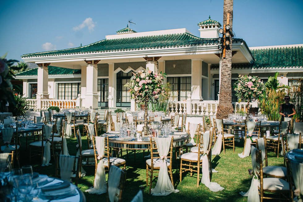 Wedding at Villa Andalucia Marbella