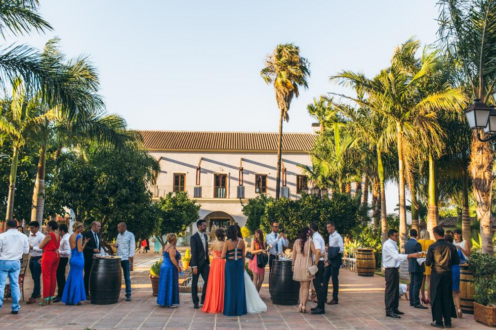 boda la tosca malaga