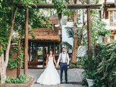 Reportage post boda en Marbella, Malaga