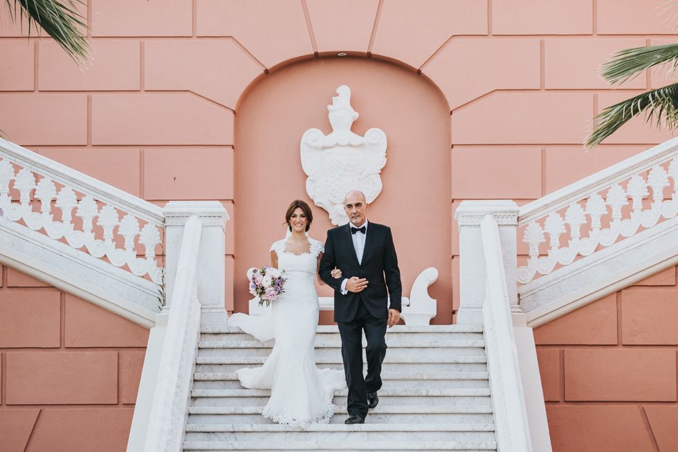 Boda Villa Padierna Hotel Palace Marbella – | The Love Hunters