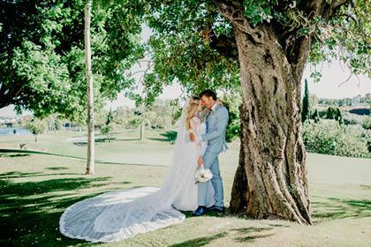 wedding villa padierna