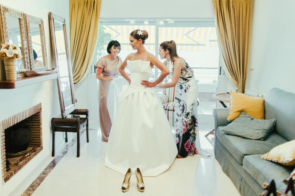 boda Puro Beach Estepona -11
