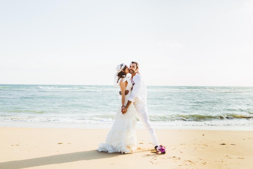 Wedding Sajorami beach