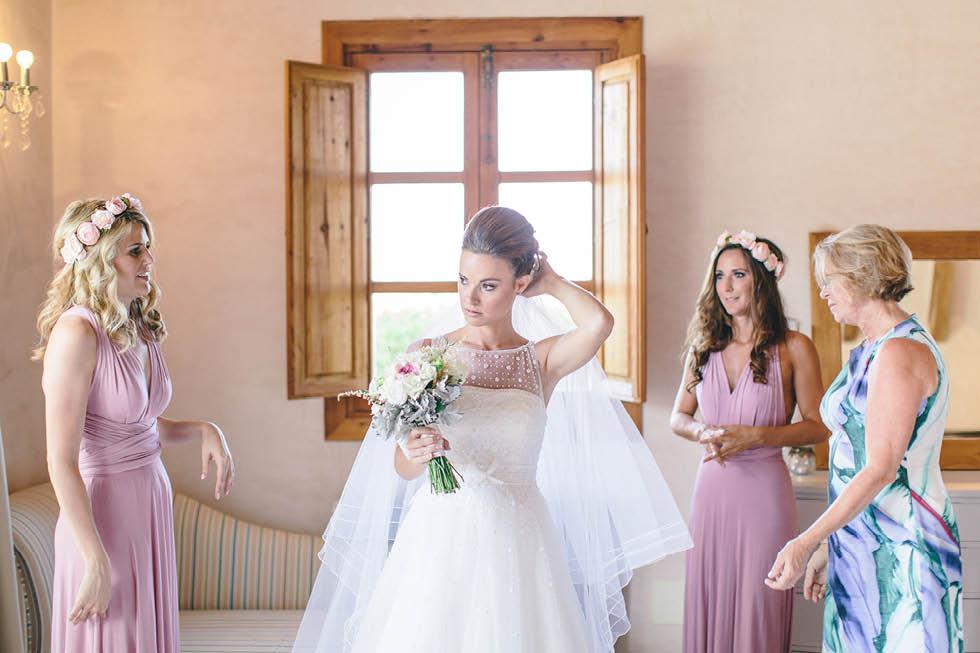 boda en Casa La Siesta