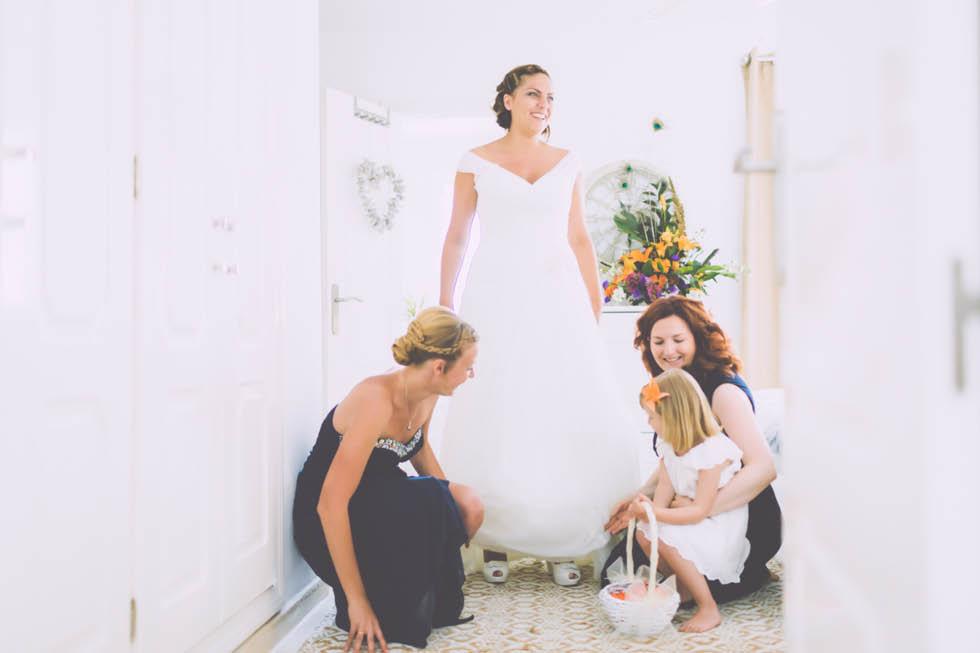 boda en el Cortijo de Cortes Marbella 11