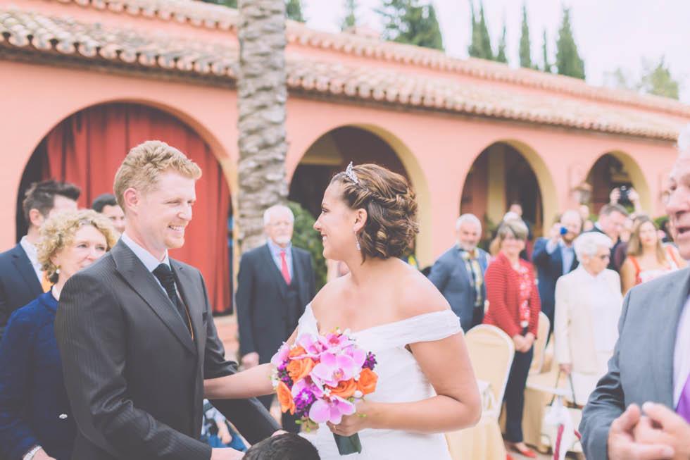 boda en el Cortijo de Cortes Marbella 21