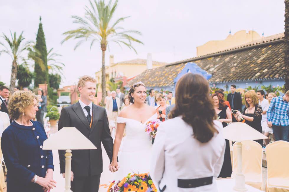 boda en el Cortijo de Cortes Marbella 22