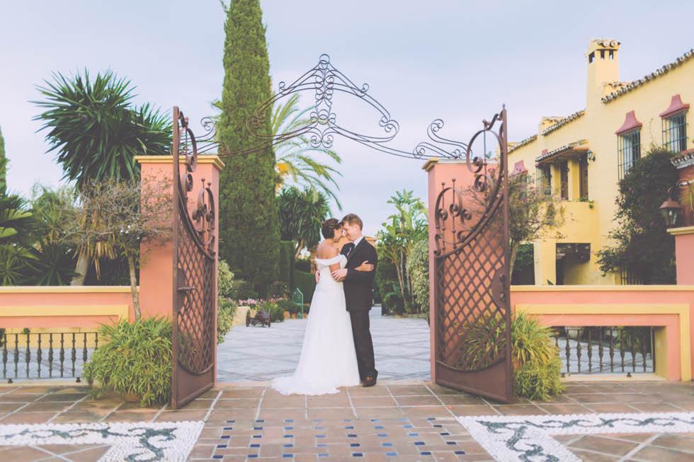 boda en el Cortijo de Cortes Marbella 44