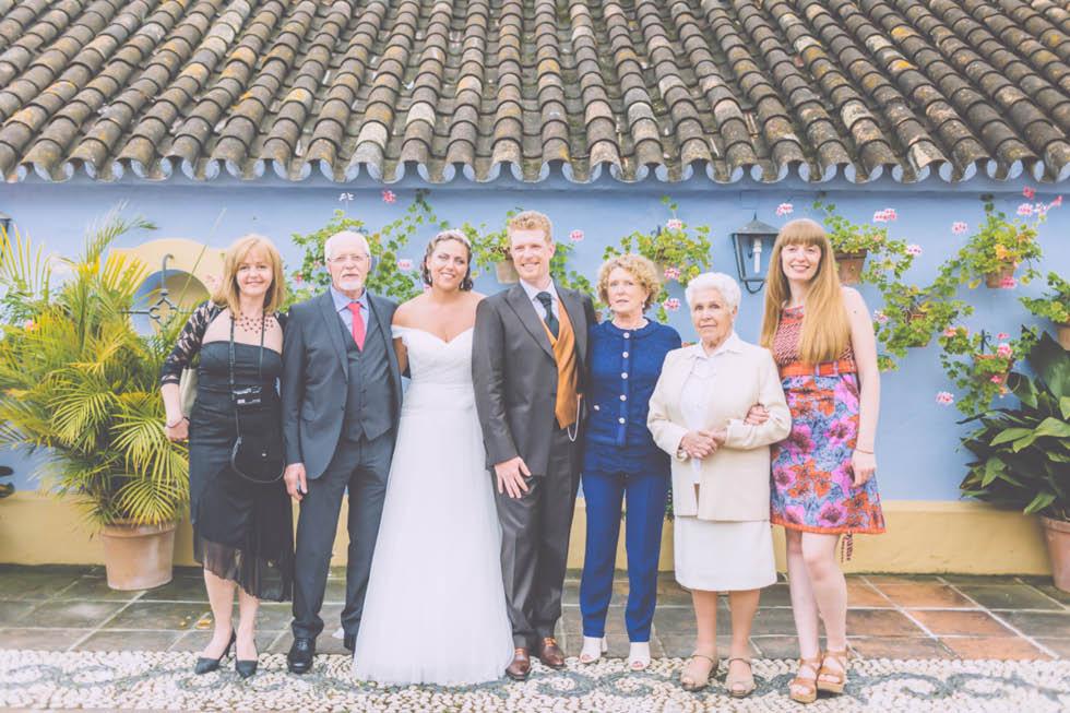 boda en el Cortijo de Cortes Marbella 52
