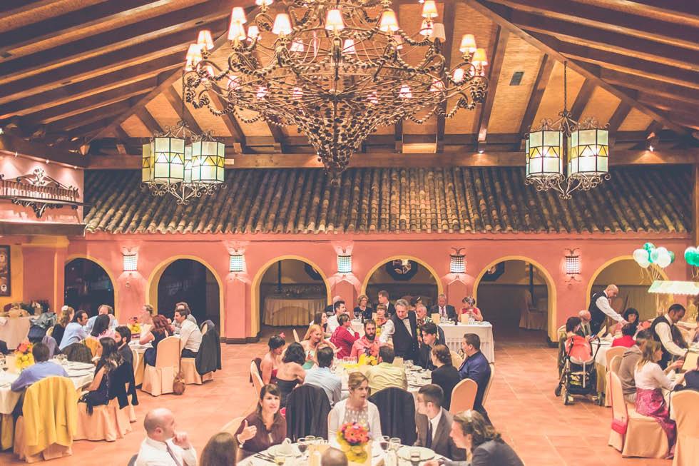 boda en el Cortijo de Cortes Marbella 59