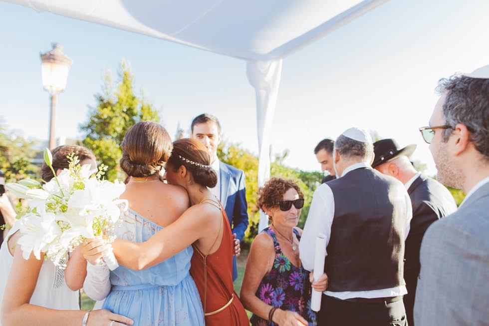 boda civil Meridiana del Alabardero