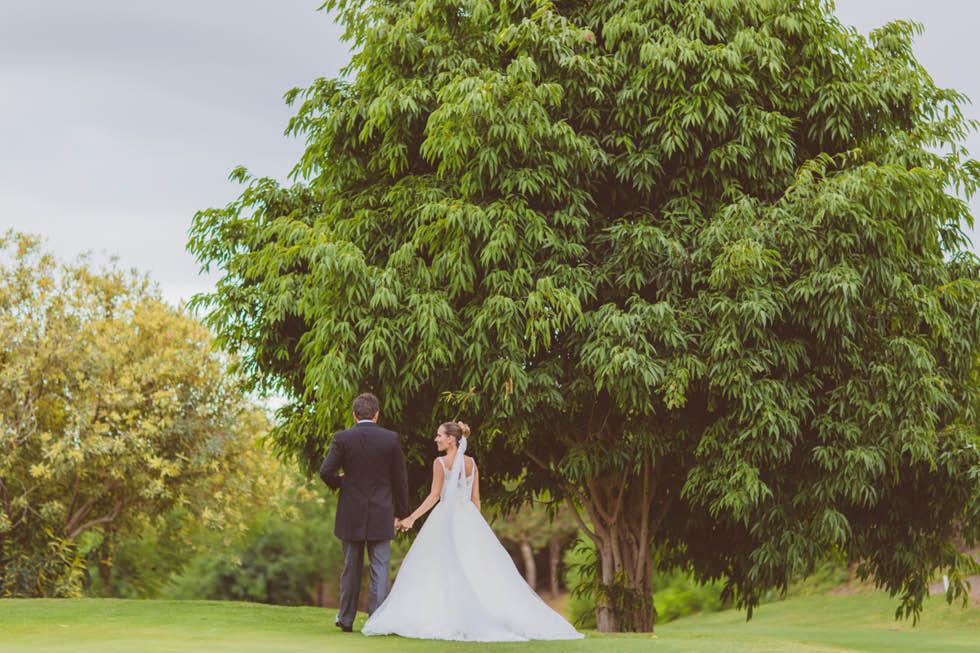 fotos boda la quinta golf Marbella 29