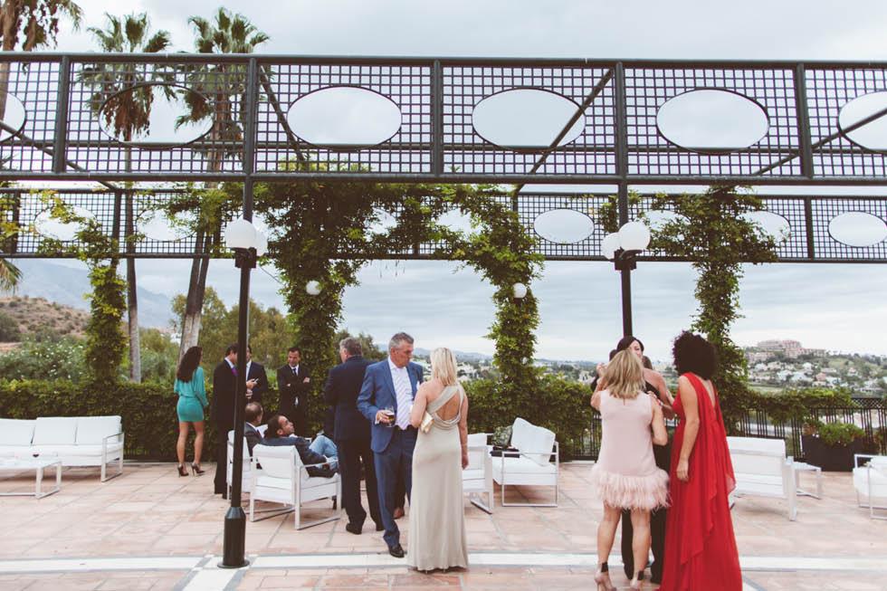 fotos boda la quinta golf Marbella 37