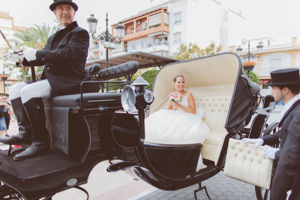 fotos boda la quinta golf Marbella 6