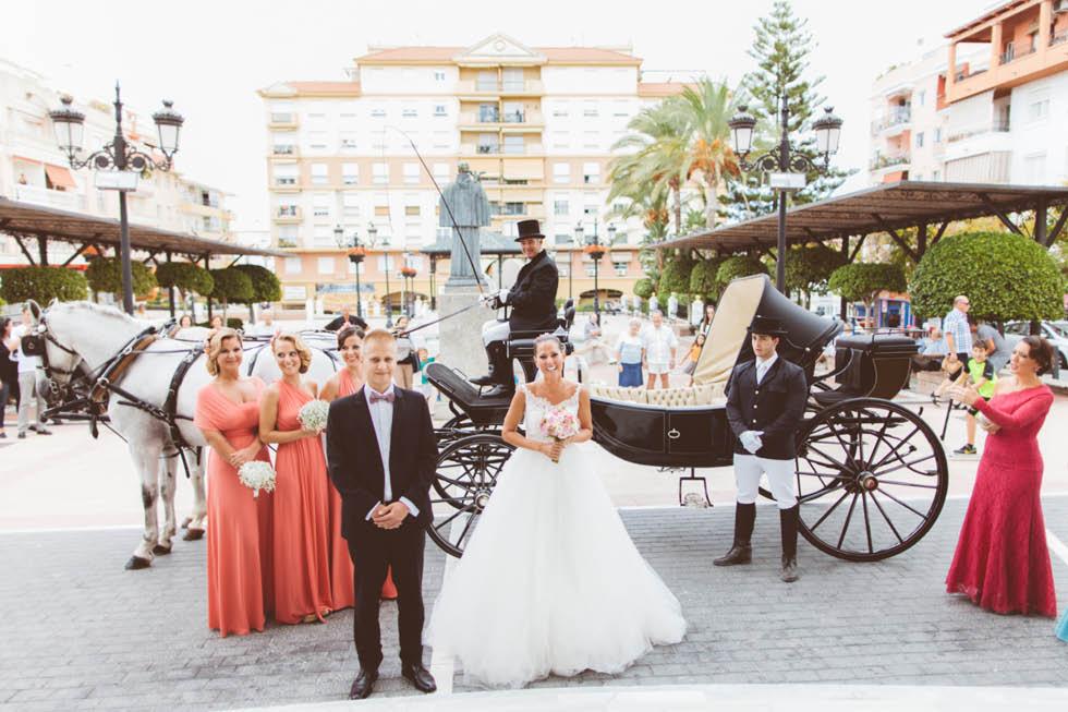 fotos boda la quinta golf Marbella 8
