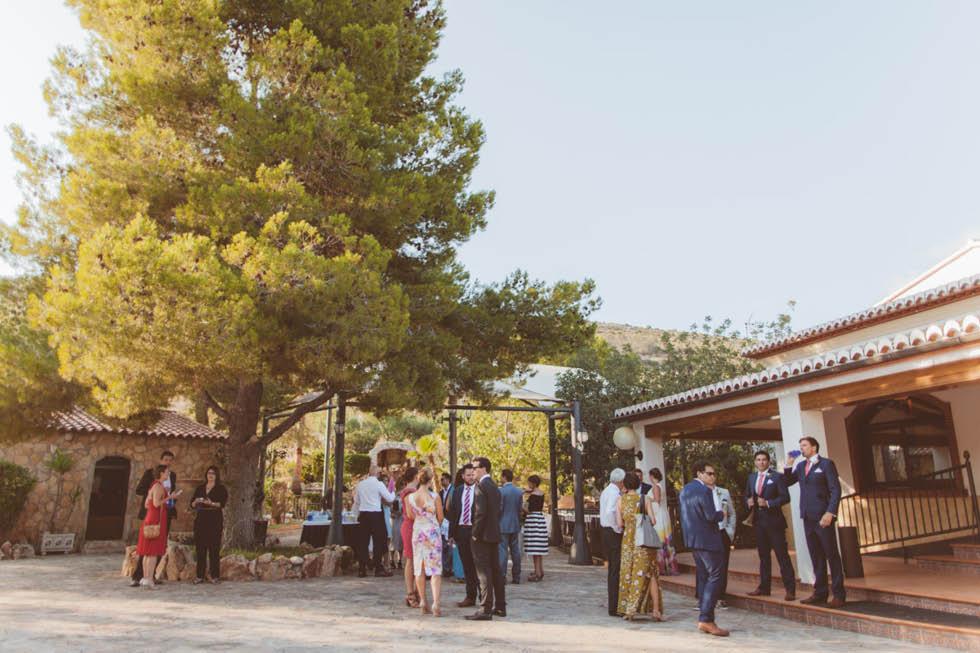 boda Canor Moraira Alicante 39