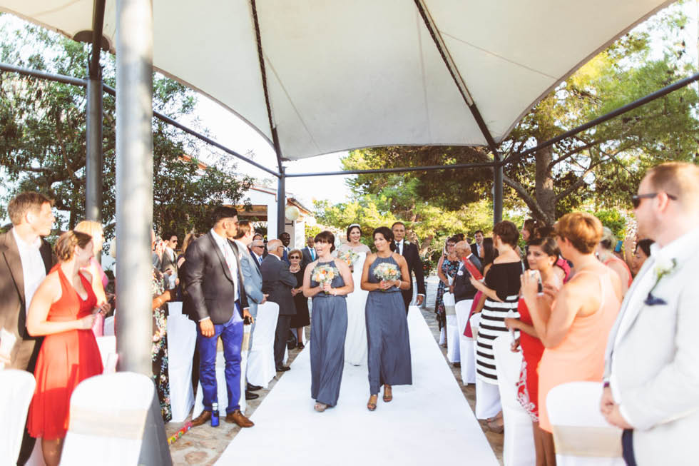 boda Canor Moraira Alicante 49