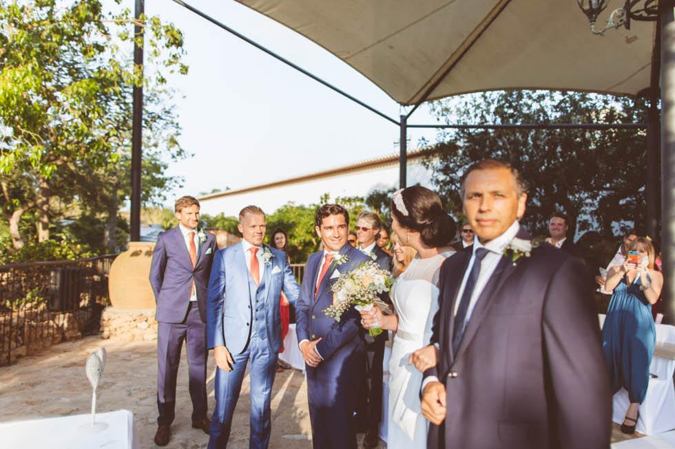 boda Canor Moraira Alicante 50