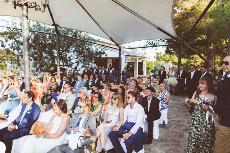 boda Canor Moraira Alicante 56