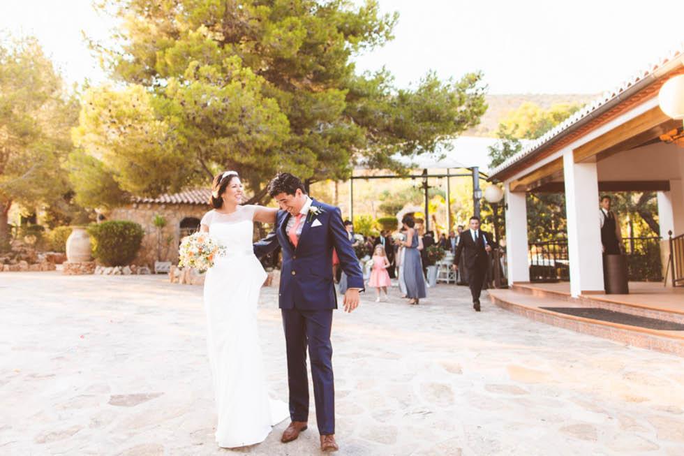 boda Canor Moraira Alicante 66