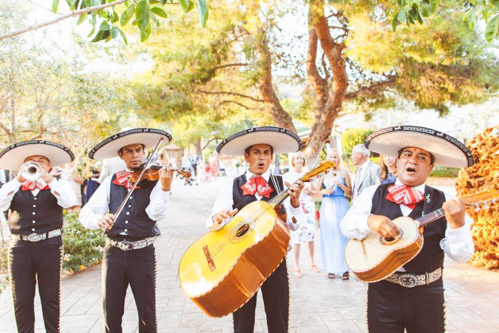 mariachis boda