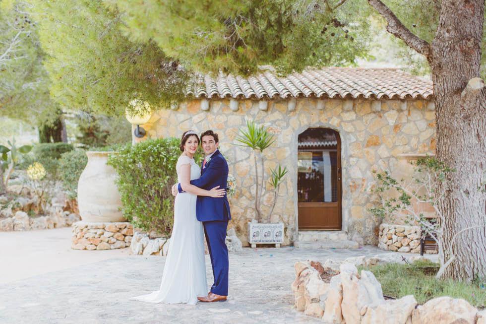 boda Canor Moraira Alicante 79