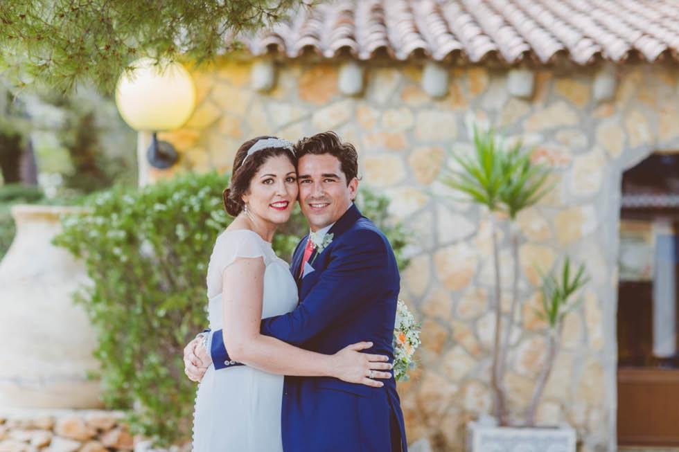 boda Canor Moraira Alicante 80