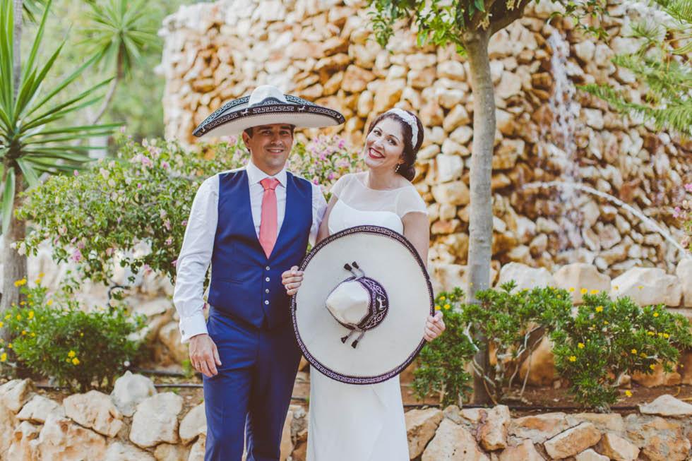 boda Canor Moraira Alicante 96