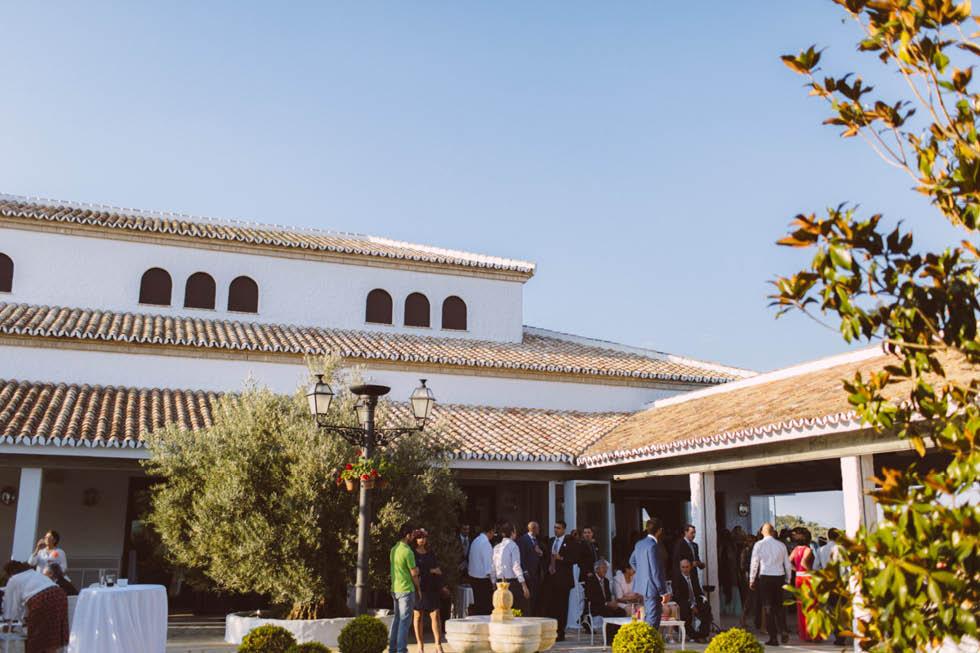boda Hacienda la Capilla Antequera 18