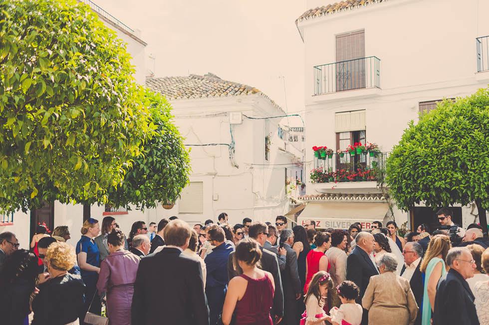 boda Hotel Barcelo Guadalmina Marbella 12