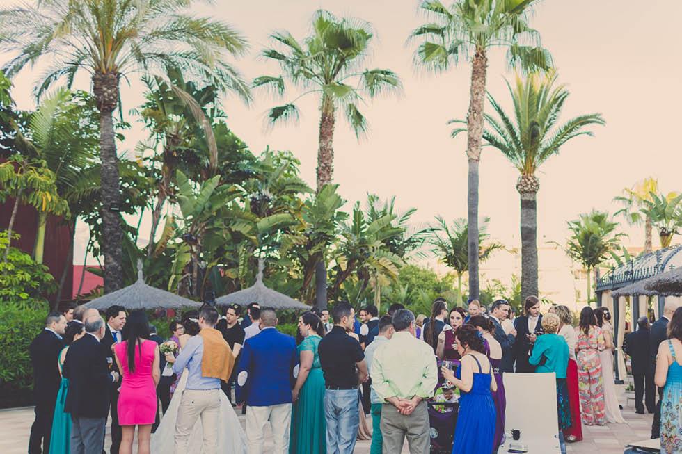 boda Hotel Barcelo Guadalmina Marbella 25