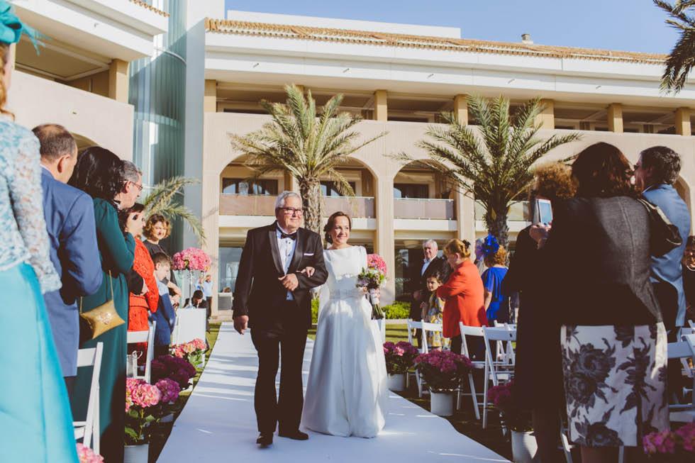 boda hotel golf Almerimar 26
