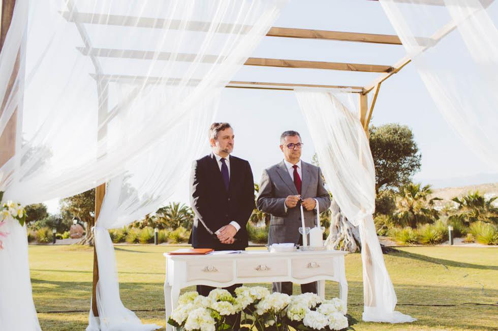 boda hotel golf Almerimar 31