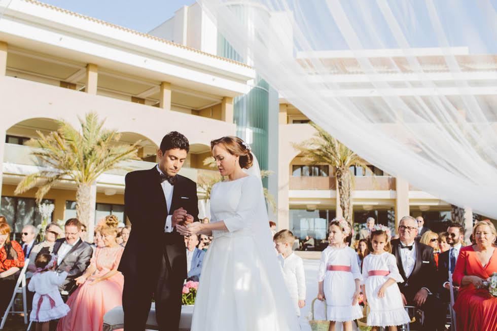 boda hotel golf Almerimar 36