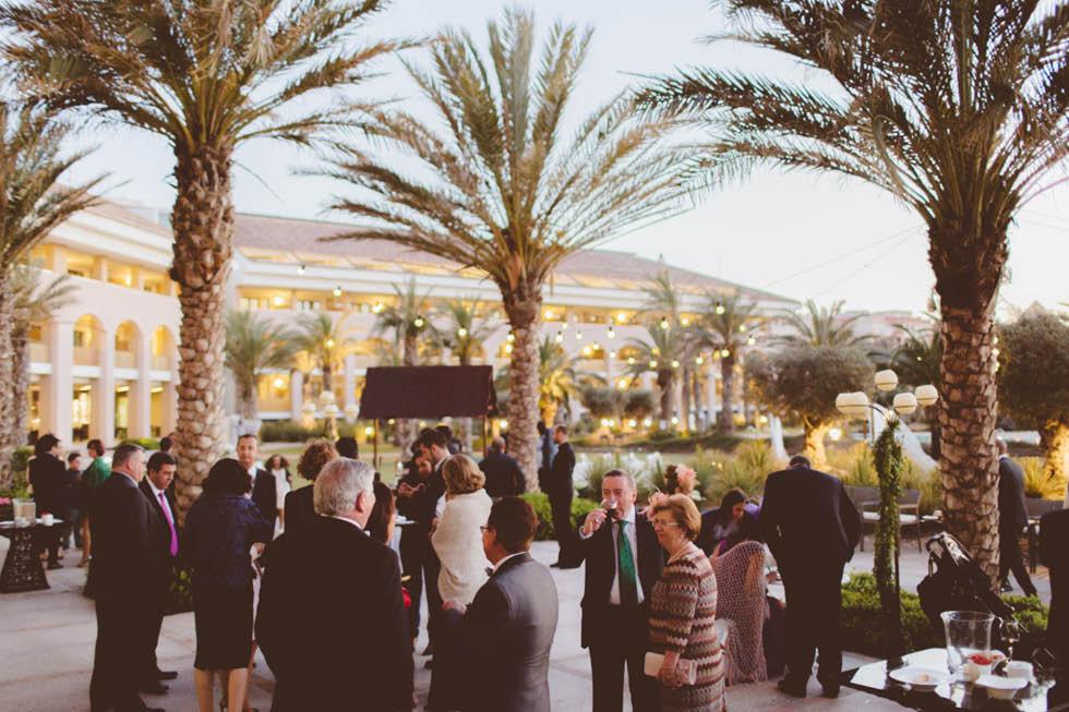 boda hotel golf Almerimar 54