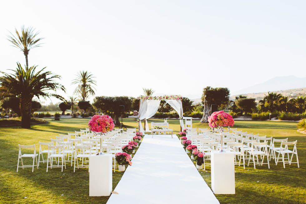 boda hotel golf Almerimar