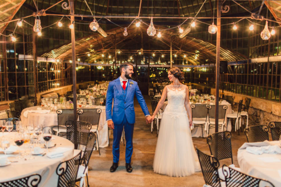wedding greenhouse malaga