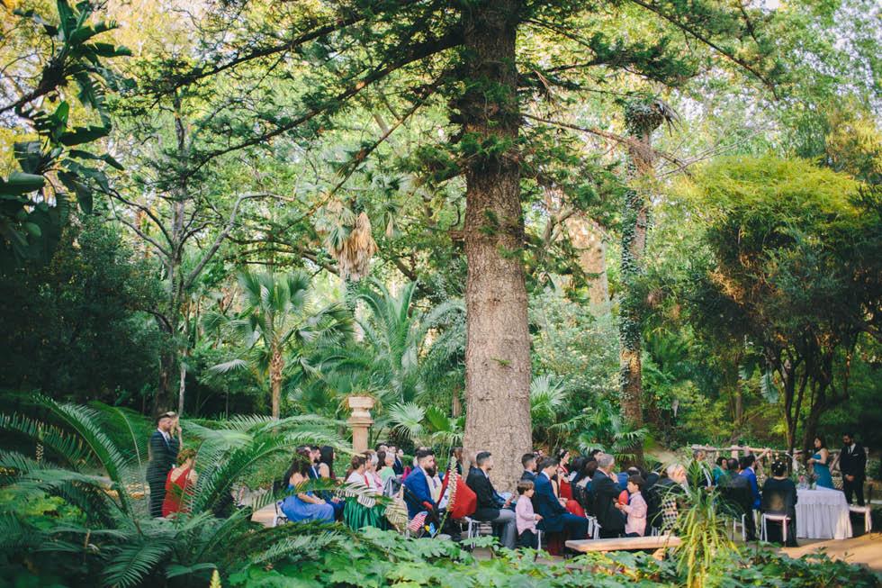 Boda en Hacienda Nadales