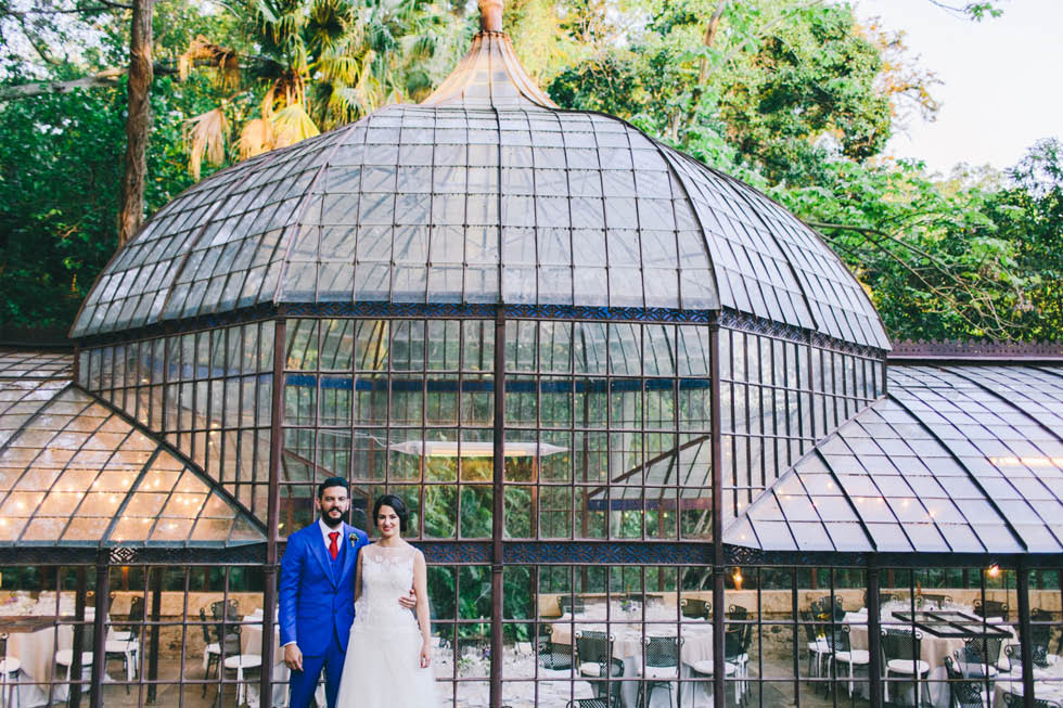 wedding pictures at greenhouse malaga spain